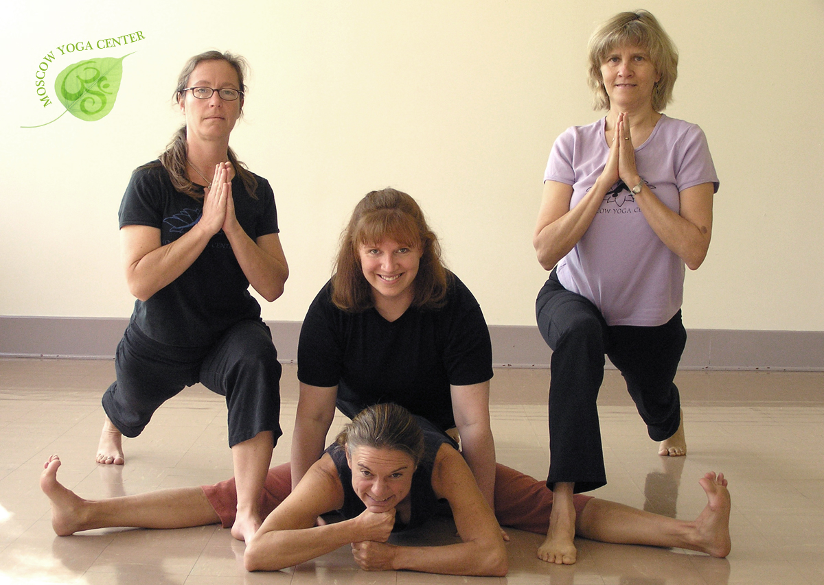 Mosocw Yoga Center