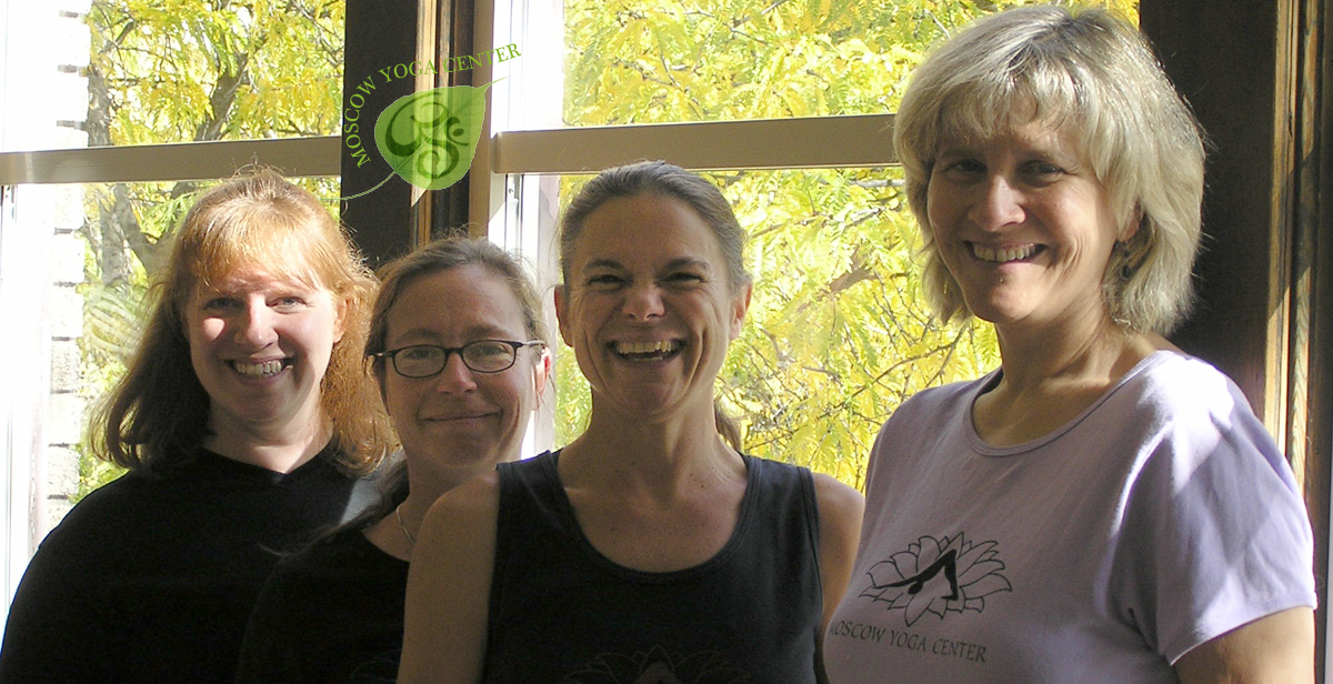 Moscow Yoga Center upcoming schedule